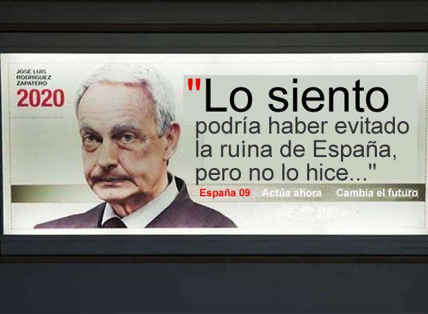 Zapatero puede llegar a viejo