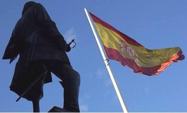 Blas de Lezo ya está en Madrid
