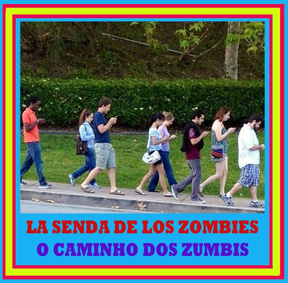 La senda de los zombies