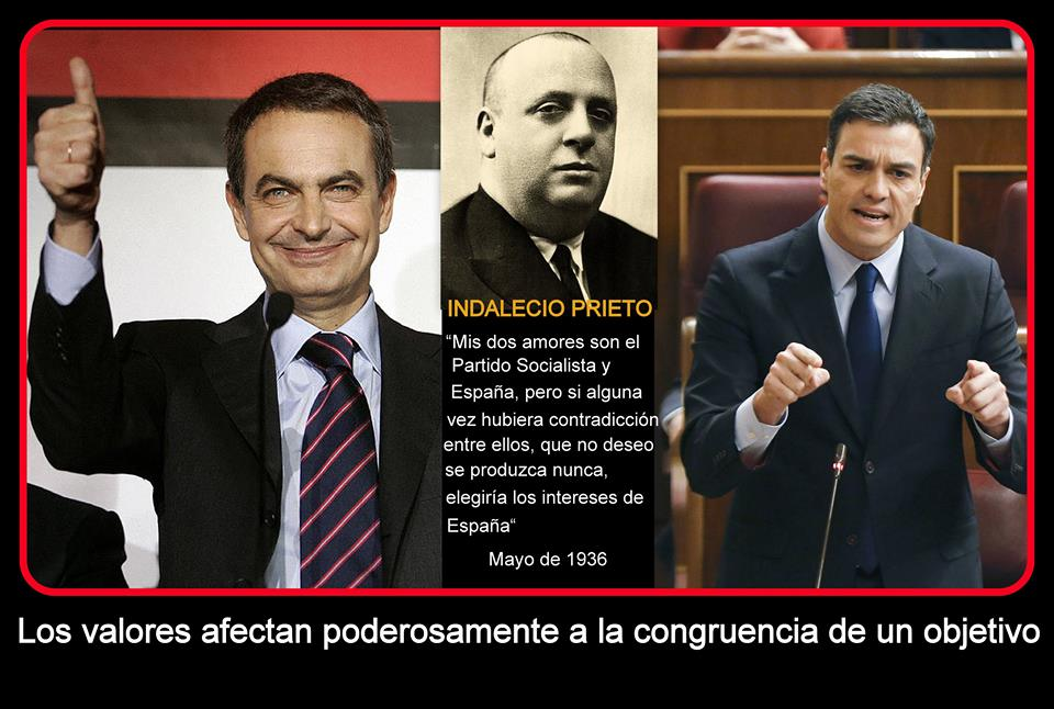 en la republica, los socialistas, anteponian los intereses de España a los de su partido.