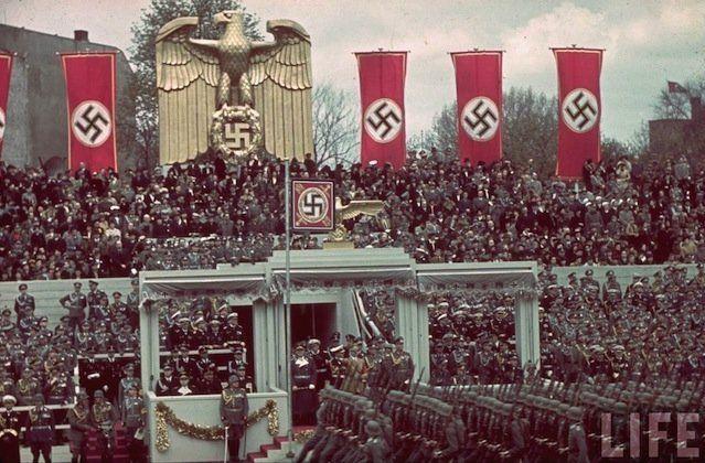 Auge del nazismo