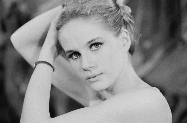 1960's, France --- French actress Dominique Sanda. --- Image by © Georges Pierre/Sygma/Corbis