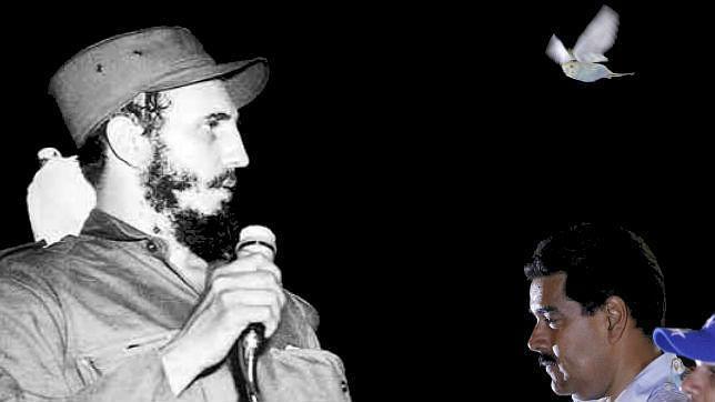 Fidel Maduro y los pajaritos