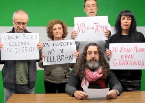 La Asamblea local de Nación Andaluza - Almería hace un llamamiento a todos sus militantes