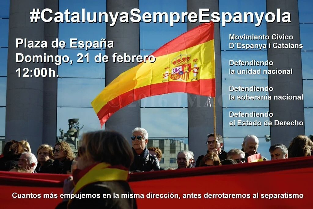 cataluña siempre española