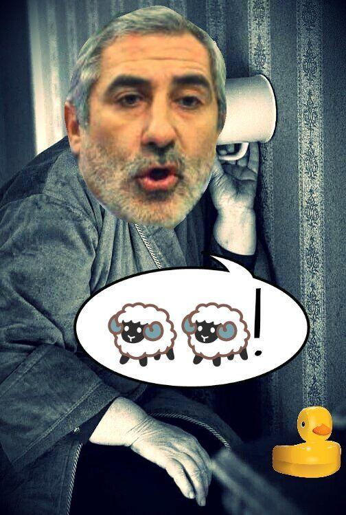Gerardo se acaba de enterar que no sale en las listas de la coalición y que lo pasarán por la quilla