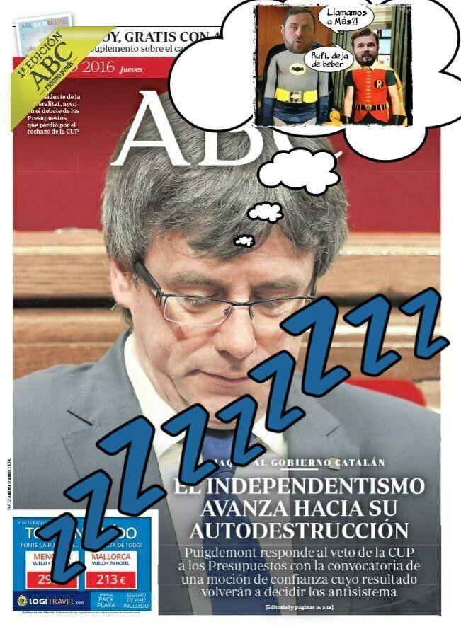Gran tensión y tremendo trabajo de los gestores para sacar a Cataluña del Bono de
