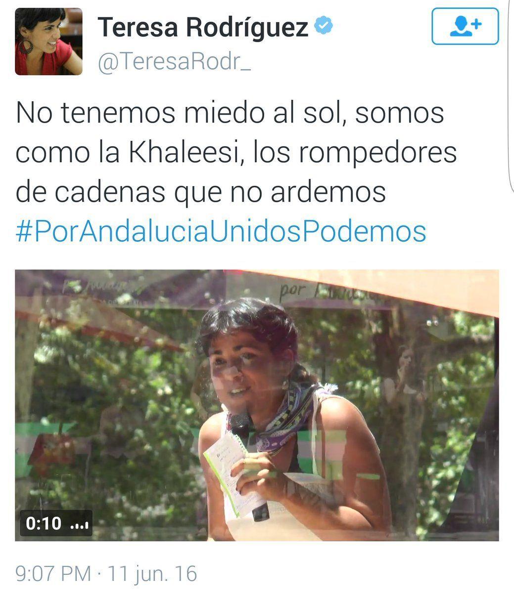 Los dirigentes de Podemos ya no saben que inventar.