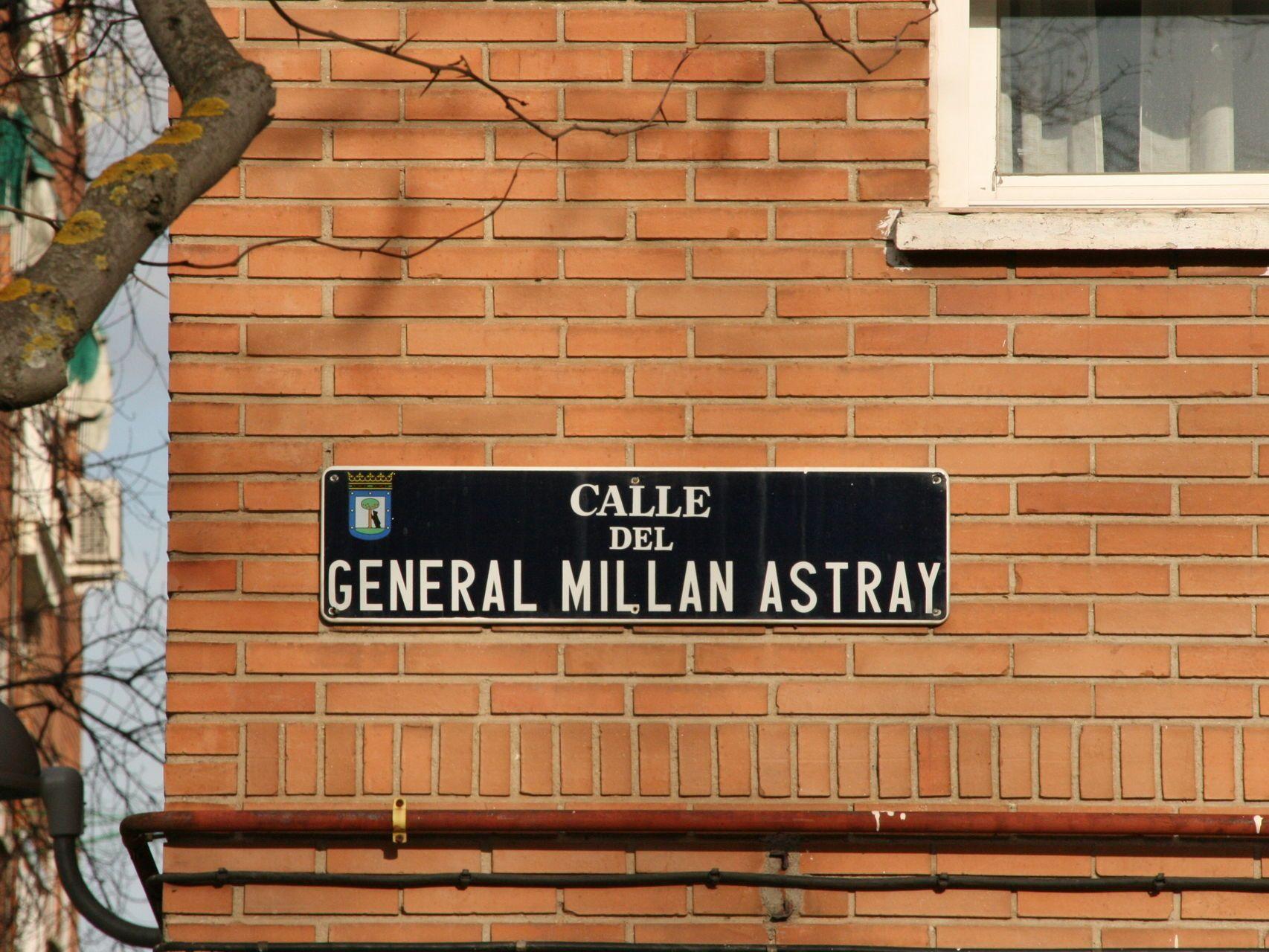 calle-general-millan-astray
