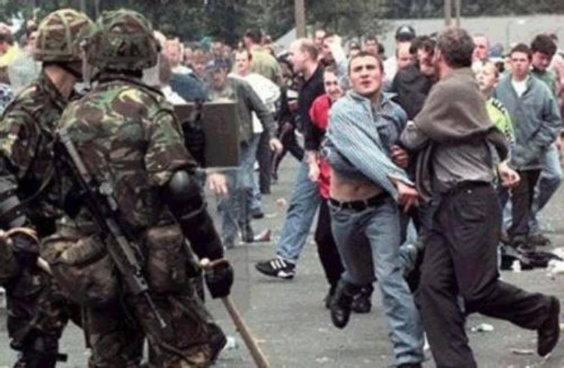 Ejército en el Ulster