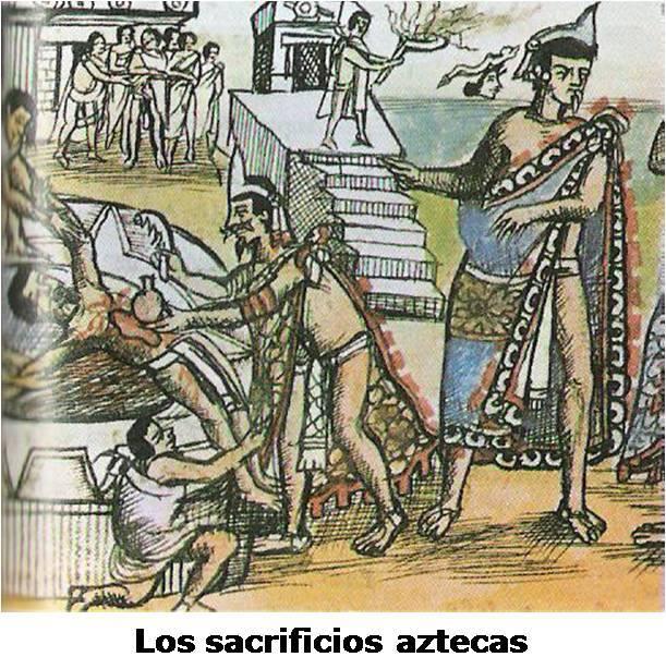 los-sarificados-aztecas