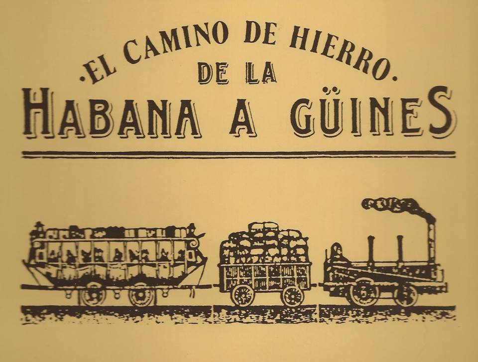el ferrocarril en Cuba