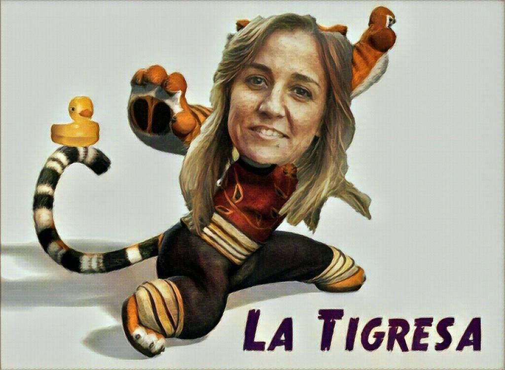 La EX CHURRI, la Tigresa de Rivas - Vaciamadrid