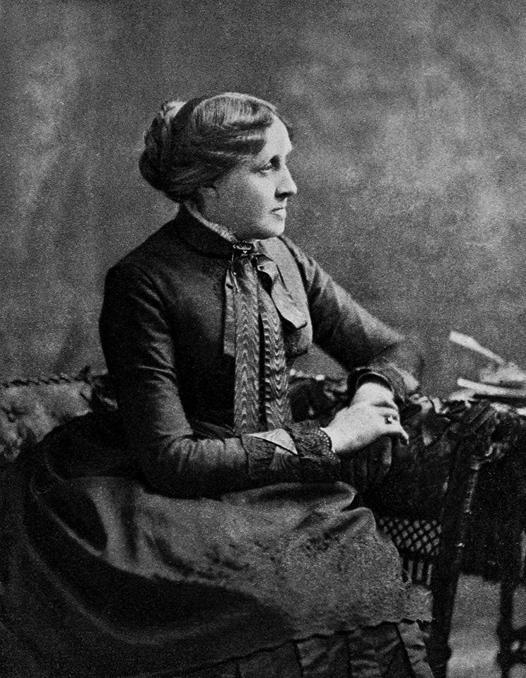 Louisa María Alcott