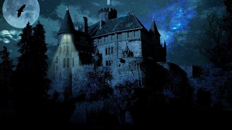 castillo embrujado