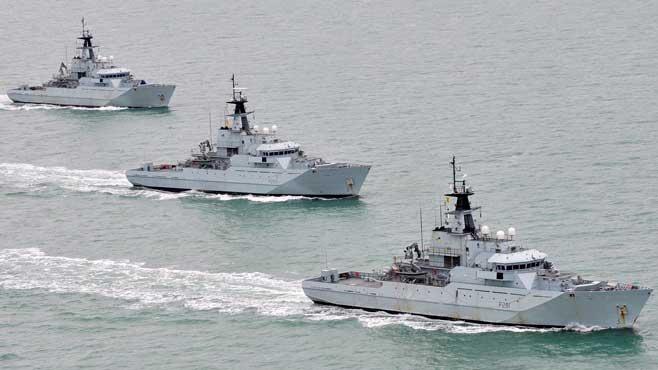 En varias ocasiones el ministro principal de Gibraltar, Fabián Picardo, ha solicitado que se aumente la presencia de unidades navales de la armada británica