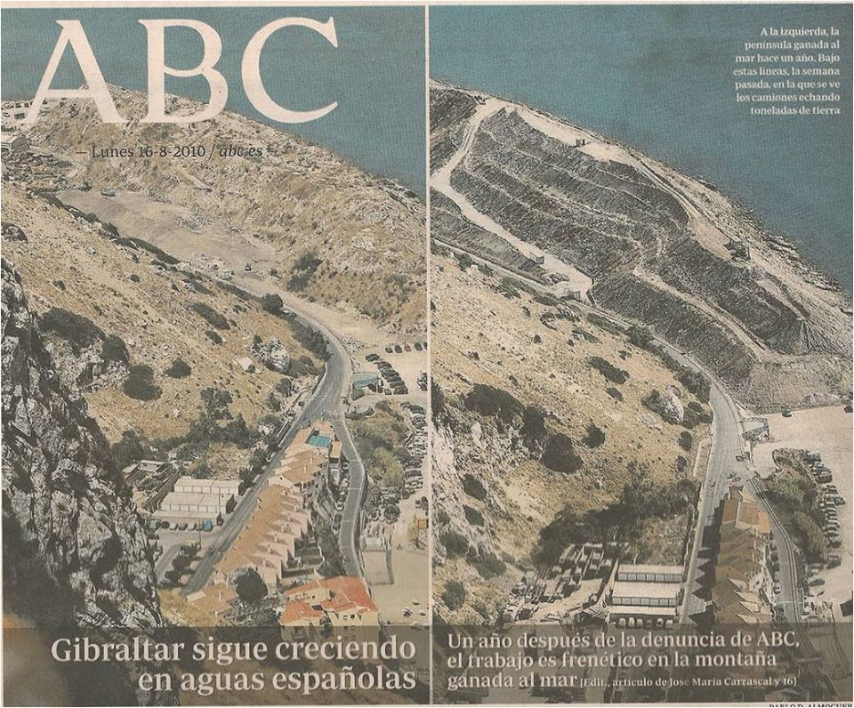 Gibraltar sigue creciendo