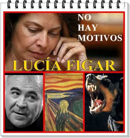 Lucia Figar pide el sobreseimiento y archivo de su imputación en la trama Púnica