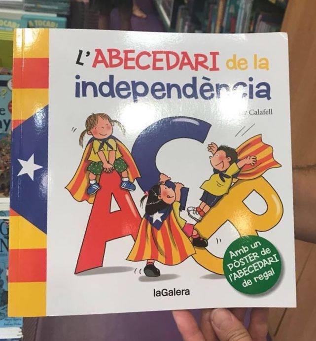 El diccionario de la independencia, disolvente de cerebros al alcance de la mano. ¿Dónde está la alta inspección educativa, si la hubo alguna vez?