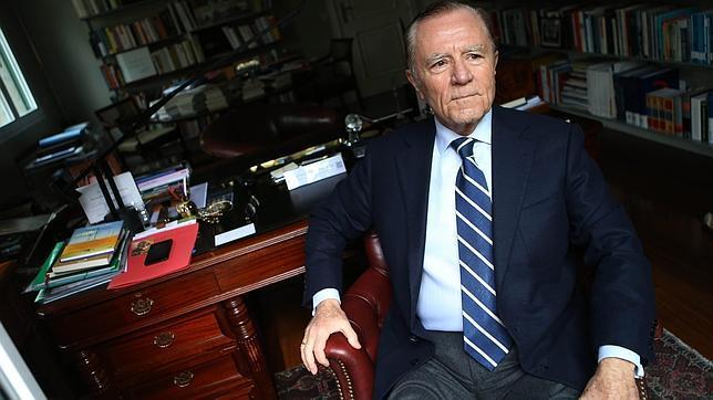 Ignacio Camuñas, exministro de Relaciones Públicas