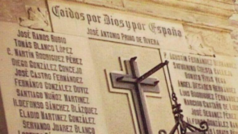 La nueva ley de memoria histórica propuesta por el PSOE