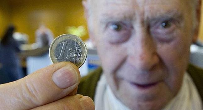 Los pensionistas pierden poder adquisitivo