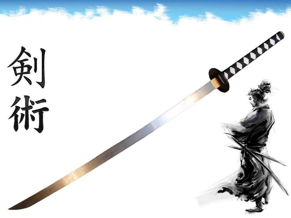La espada que defiende la vida