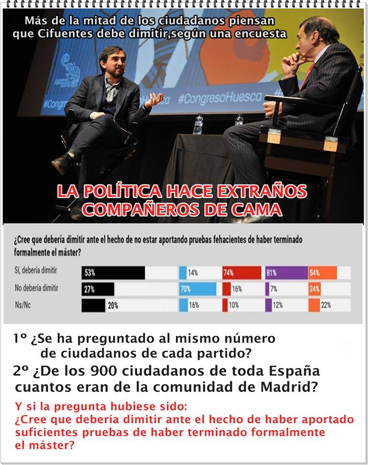 PRESCOLAR & PEDRO J, LA POLÍTICA HACE EXTRAÑOS COMPAÑEROS DE CAMA