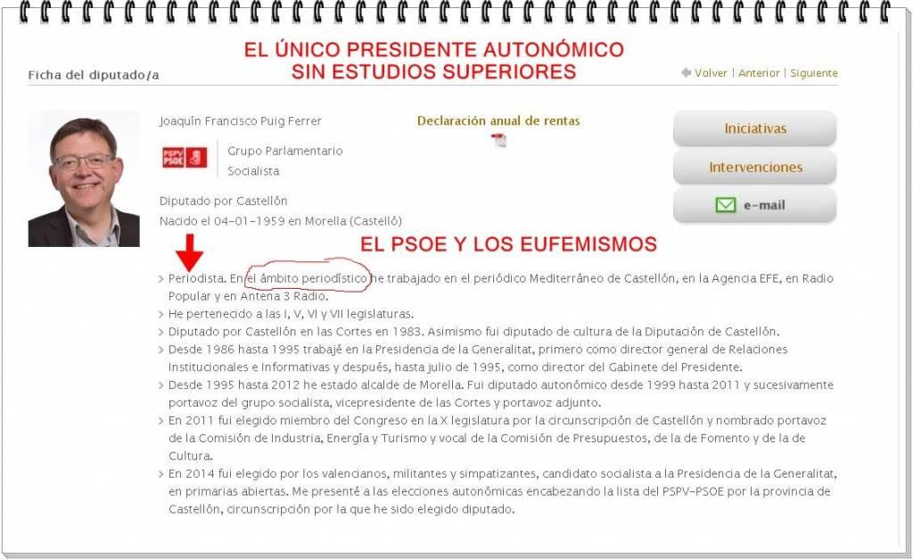 Esta debe ser la meritocracia de PSOEMOS