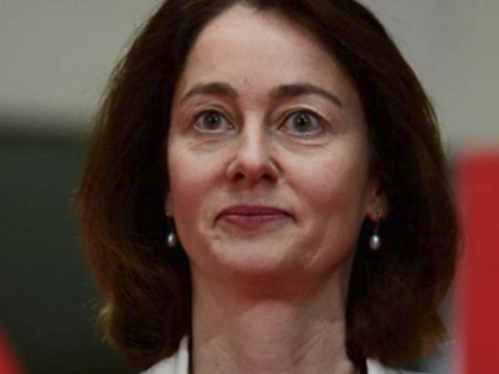 Ministra Alemania