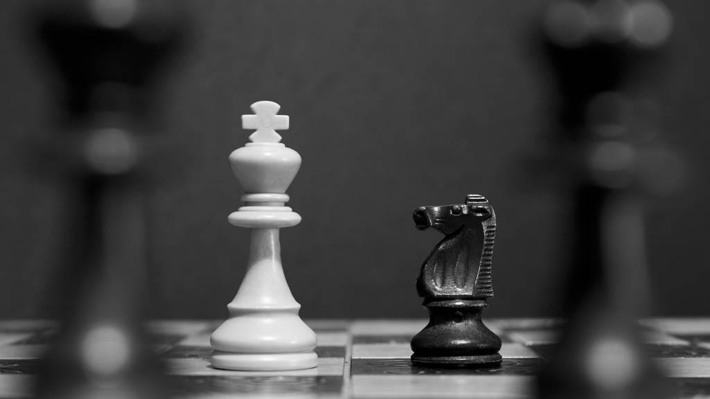 ¿A que la `política se parece al ajedrez?