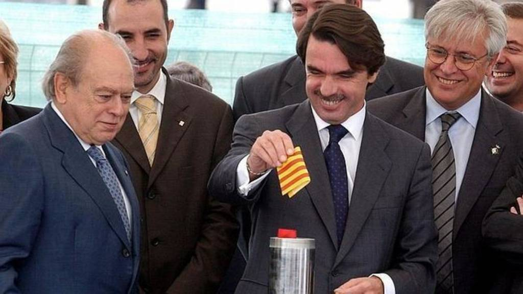 Aznar reivindica el Pacto del Majestic porqué ayudó a frenar el nacionalismo catalán