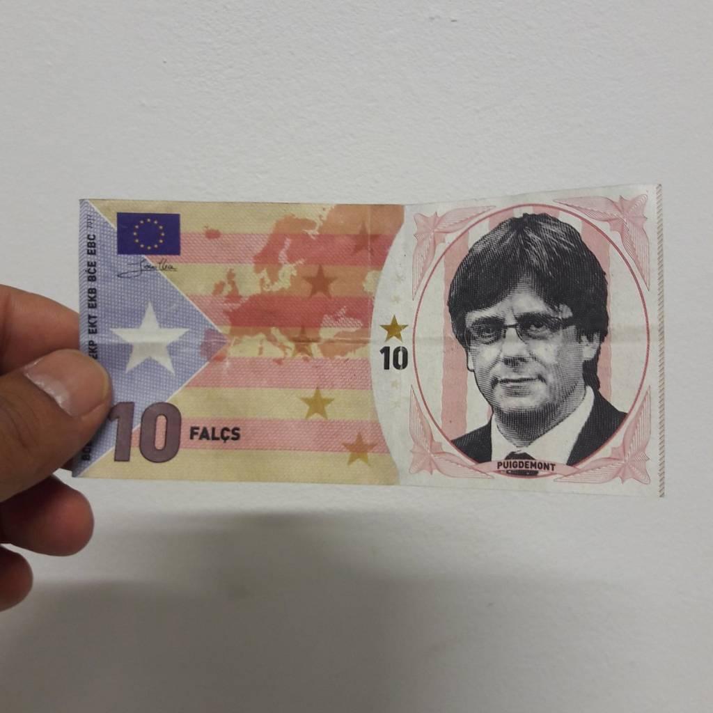 Catalunya tiene ya su moneda