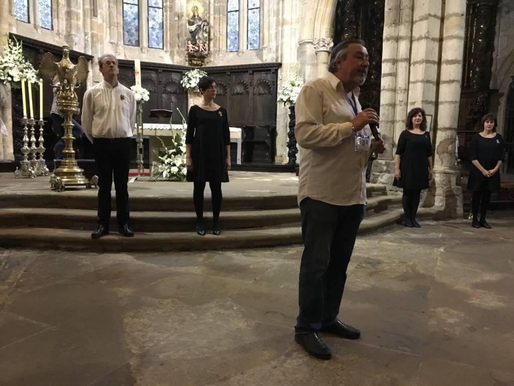 Director del Coro de Cantabria