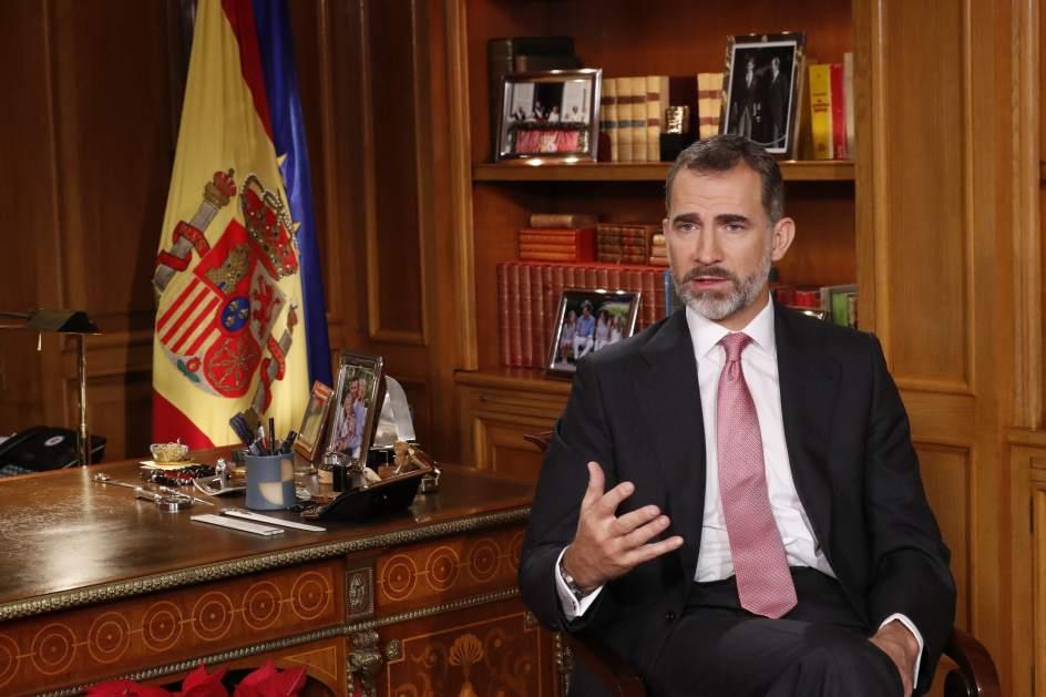 Discurso del Rey Felipe