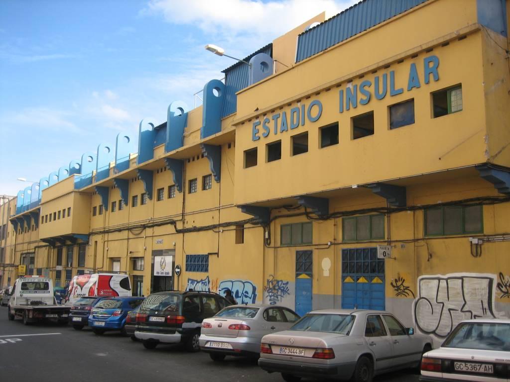 Estadio Insular de Las Palmas de Gran Canaria