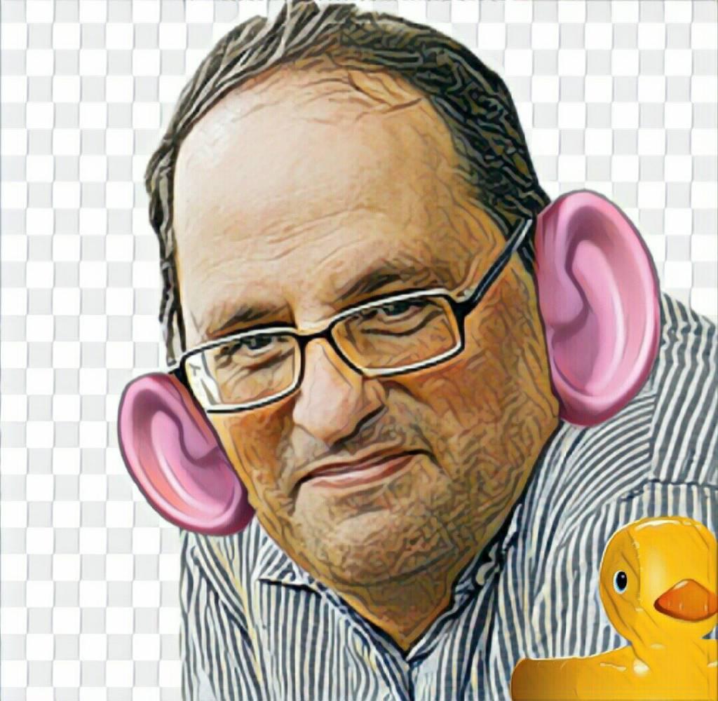 Puchemón designa a Mr. Potato como su sucesor.Ilustración de Linda Galmor