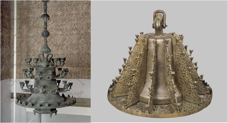 las campanas constituían uno de los botines más preciosos para los musulmanes