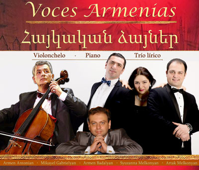 voces armenias