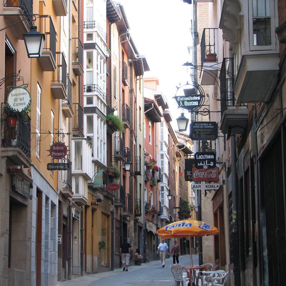 Casco Viejo de Vitoria