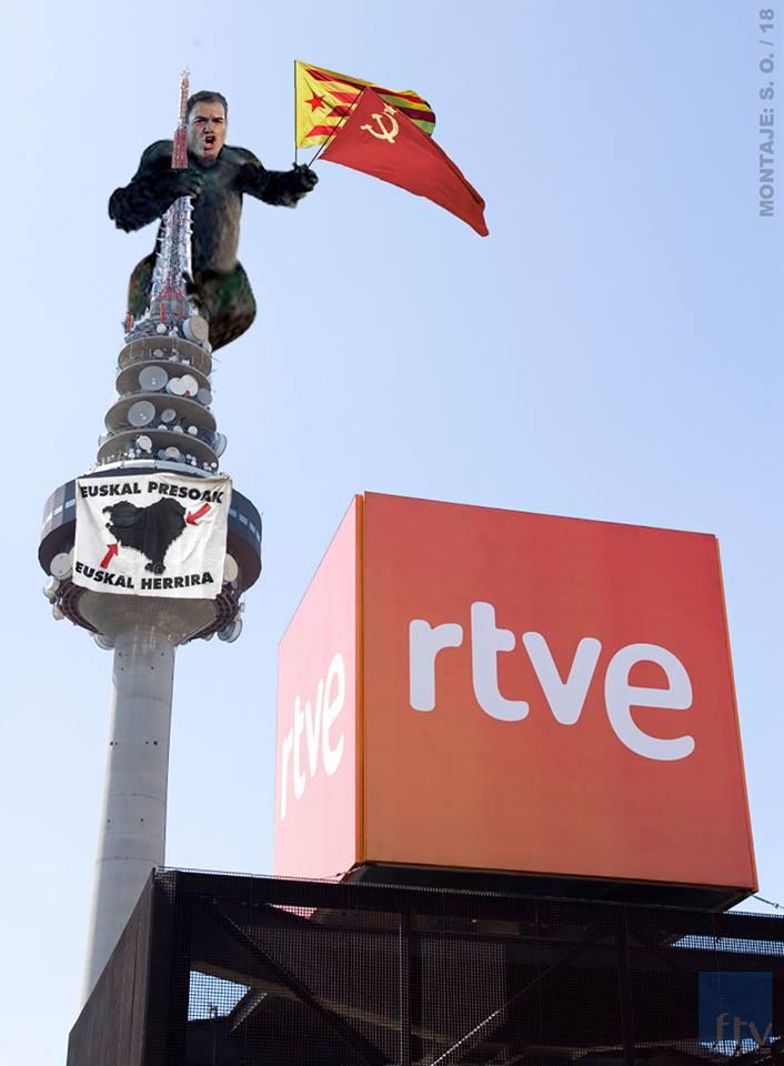 El Gobierno renovará la cúpula de RTVE en un mes con el apoyo de Podemos y los nacionalistas. Santi Orue