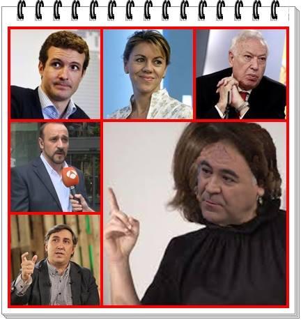 La carrera por la Presidencia del PP se decidirá entre los seis candidatos restantes