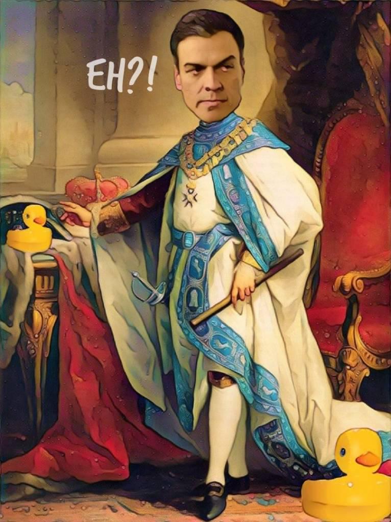 Otro Sánchez, y las elecciones qué