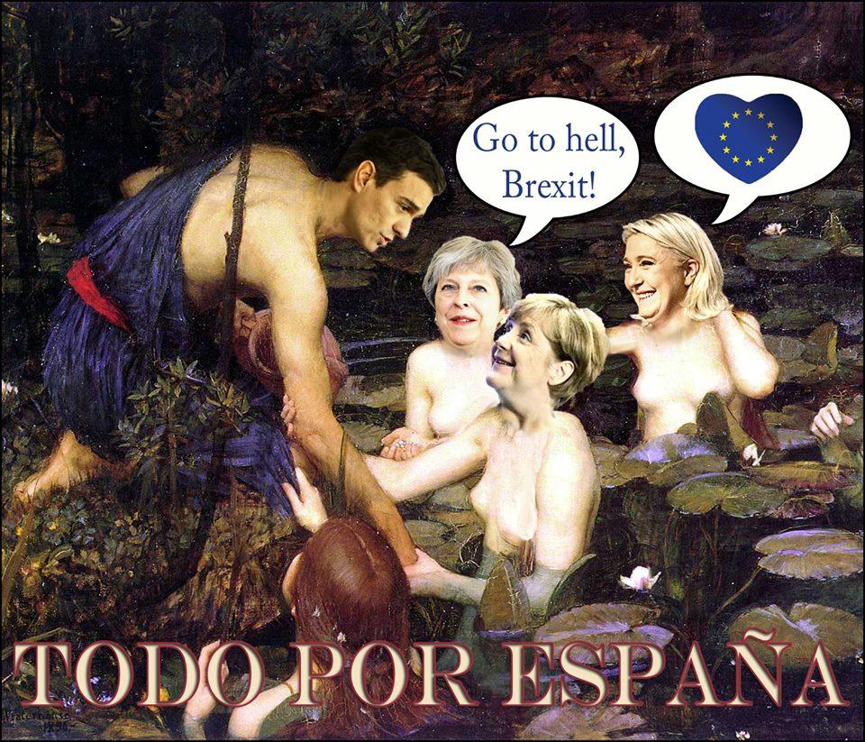 Todo por España