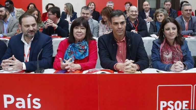 el eternamente falso PSOE y la militancia en los Medios de Comunicación