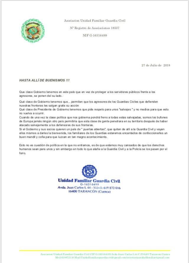 Asociación Unidad Familiar de la Guardia Civil