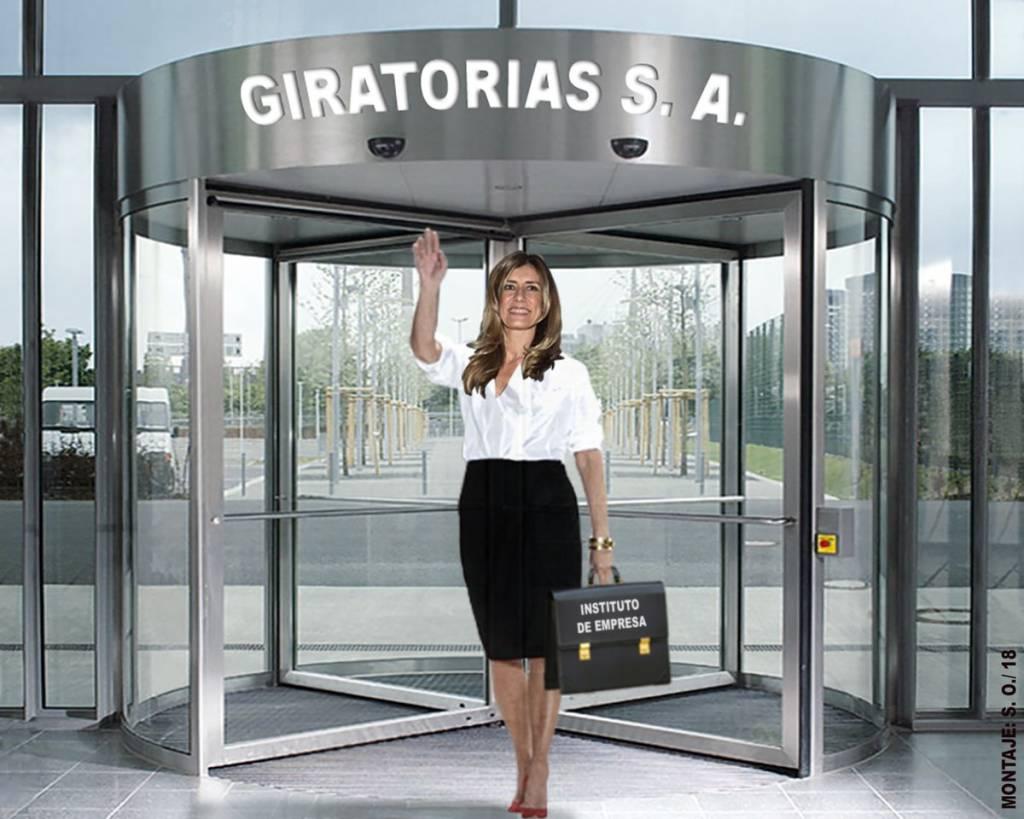 La mujer de Sánchez. Begoña Gómez, ficha por el IE con un puesto a medida. directora de estudios africanos. Por Santi Orue