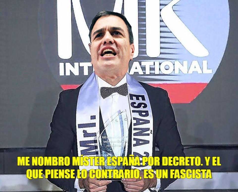 Mister españa