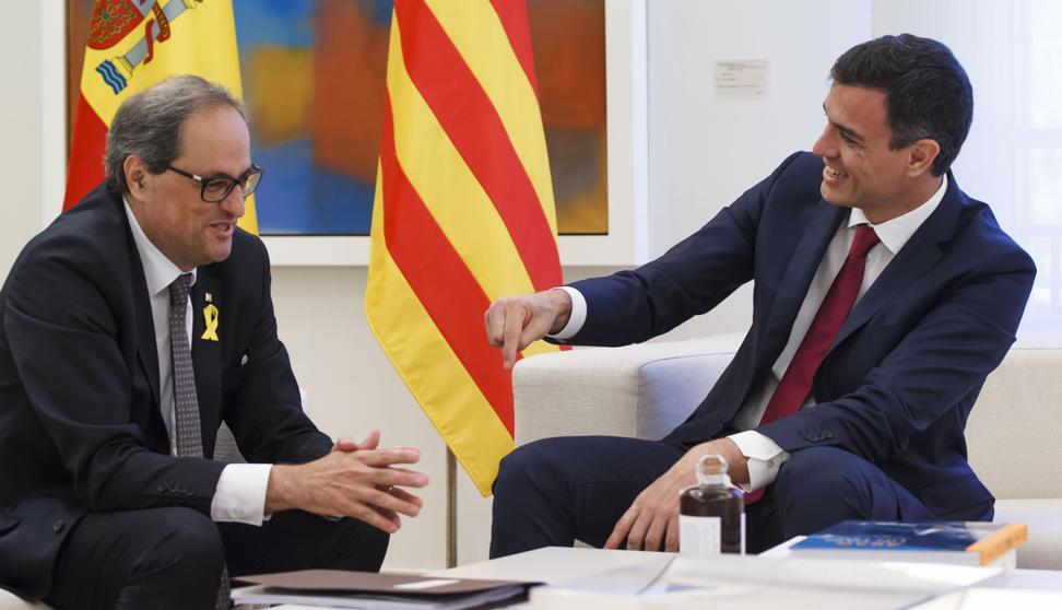 Por sus antecedentes, nadie se fía de la honradez política de Pedro Sánchez