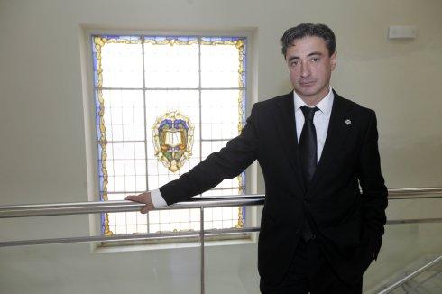el portavoz de la Asociación de Jueces y Magistrados Francisco Vitoria Raimundo Prado